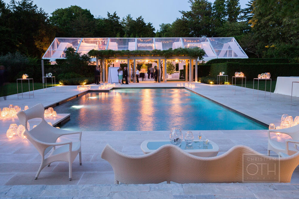 Loulie Walker Events: Private Residence, East Hampton, NY