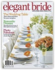 Elegant Bride Wedding Table